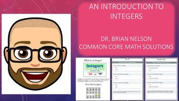 An introduction to Integers
