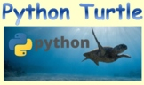 An introduction to coding with Python Turtle