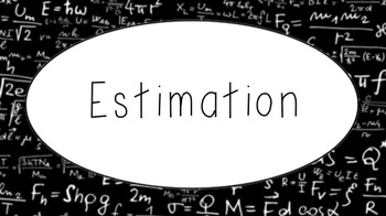 An introduction to front end estimation