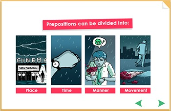 An introduction to prepositions