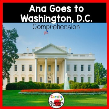 Ana Goes To Washington DC