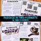 Anaconda: Informational Article, QR Code Research & Fact Sort