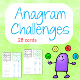 Anagram Challenges   Distance Learning