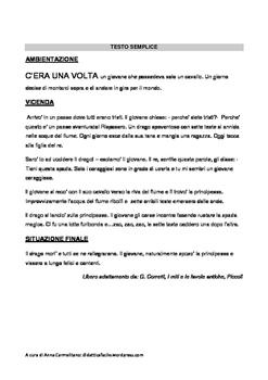 Analisi di una fiaba: IL DRAGO A SETTE TESTE