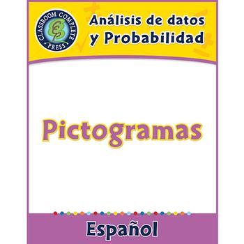 Análisis de datos y Probabilidad: Pictogramas Gr. PK-2
