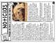 Análisis de texto informativo en acción - Pelaje de león y rayas de tigre