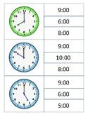 Analog Clock Matching
