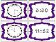 Analog Clock Matching Game