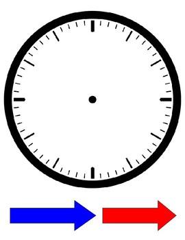 Analog Clock - Reloj análogo