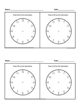 Analog Clock Review