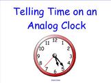 Analog Clock SmartBoard File