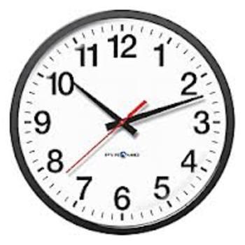 Analog Clock Song