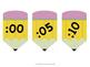 Analog Clock Time Labels