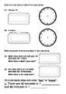 Analog and Digital Time Test