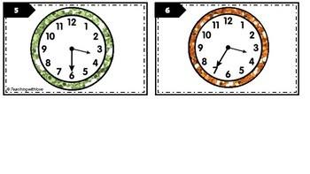 Analog klokke