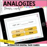 Analogies BOOM Cards™