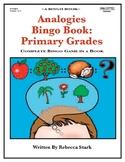 Analogies Bingo Book: Primary Grades