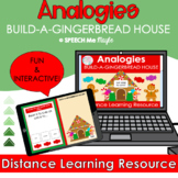 Analogies - Build a Gingerbread House - Digital Speech The