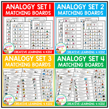 Analogies Bundle