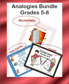 Analogies Bundle-Grades 5-7