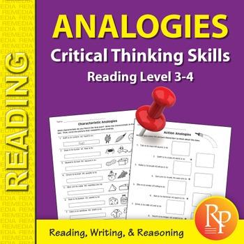 Analogies: Critical Thinking Skills