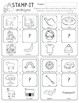 Analogies No Prep Worksheets, Print and Go, Homework, Illustrated