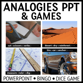 Analogies PPT and Games