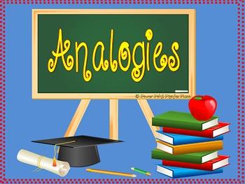 Analogies PowerPoint & Printables