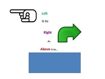 Analogies Practice