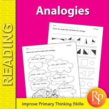 Analogies: Primary Thinking Skills