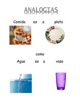 Analogies/Spanish