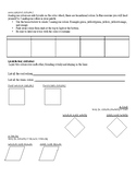Analogous color pencil shading worksheet