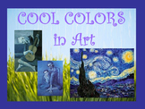 Analogous colors: Warm and Cool colors and their effects o