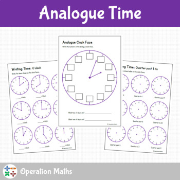Analogue Time