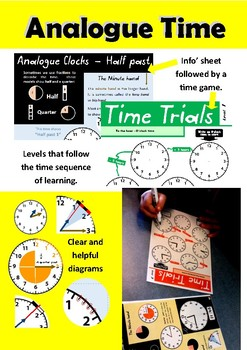 Analogue Time - Time Trials