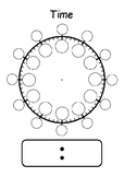 Analogue and Digital Clock