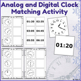 Telling Time Activity for Special Education