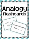 Analogy Flashcards