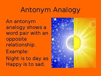 Analogy PTA Skills Bundle