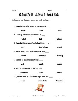 Analogy Packet