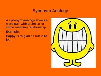 Analogy PowerPoint