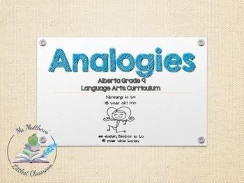 Analogy PowerPoint Presentation