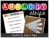 Analogy Strips - Critical Thinking