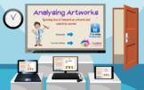 Analysing Art works