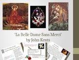 Analysing Poetry: 'La Belle Dame Sans Merci' by John Keats