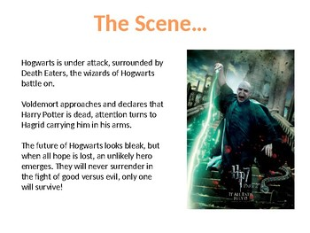 Analysing Speech - Neville Longbottom