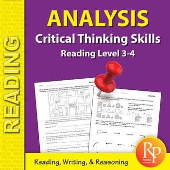 Analysis: Critical Thinking Skills