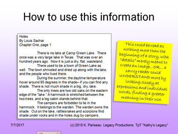 Analysis - UESG Zip folder of instructional presentations