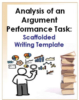 Analysis of an Argument Performance Task Template