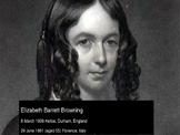 Analysis of 'Sonnet XXIX' or 'Sonnet 29' by Elizabeth Barr